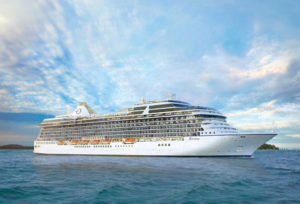 Oceania Cruises mit Reisebüro-Initiative