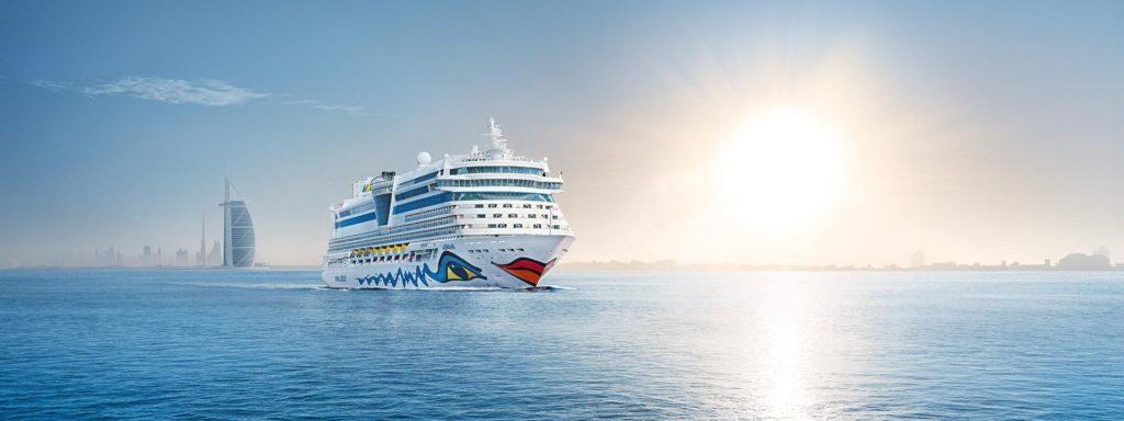 AIDA Cruises verlängert Unterbrechung der Reisesaison bis 31. Juli 2020