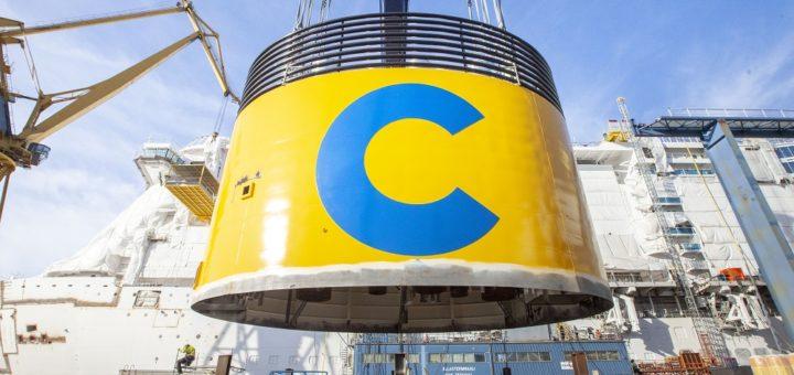 Costa Cruises nimmt den Kreuzfahrtbetrieb ab 27. März 2021 mit zwei Kreuzfahrtschiffen wieder auf