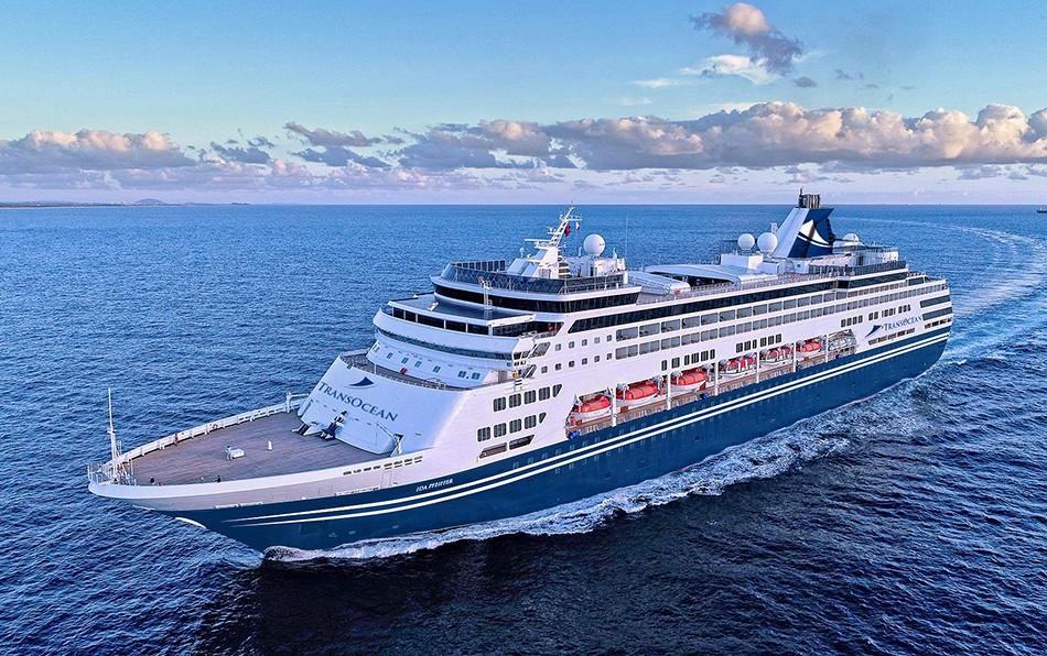 Frauenpower: Ida Pfeiffer gehörte zu den ersten weiblichen Weltreisenden und ist Namenspatin des neuen Transocean Schiffes