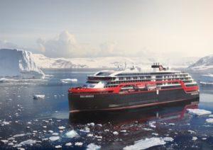 Read more about the article Hurtigruten mit neuer Podcast-Folge zu Spitzbergen