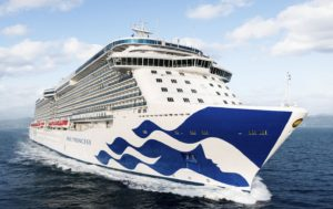 """Read more about the article Princess Cruises mit neuem interaktiven Service """"Dine My Way"""""""