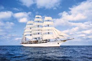 Sea Cloud Cruises: Stornokulanz für Neubuchungen als Vertrauenszeichen