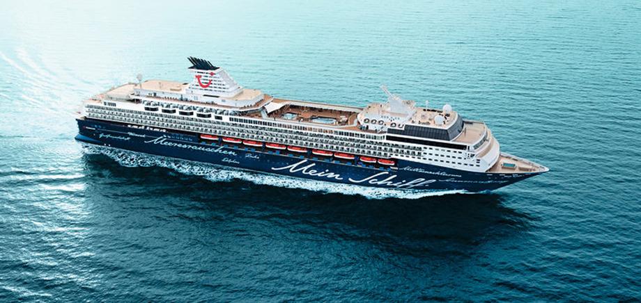 Mit der Seele um die Wette baumeln: TUI Cruises bietet 5-Wochen-Langzeiturlaub auf dem Kreuzfahrtschiff