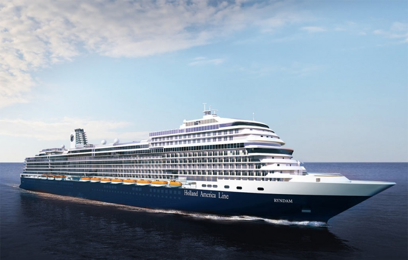 You are currently viewing Holland America Line: Neustart-Termine 2022 stehen fest