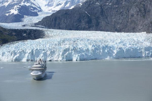 Princess-Cruises wieder mit großen Alaska-Angebot – Gletscher-Kreuzfahrten 2022