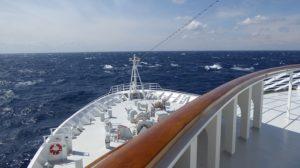 MS Hamburg kommt in den Norden