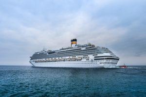 Costa Kreuzfahrten sagt Reisen bis 31. Mai ab