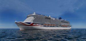 Read more about the article P&O Cruises: Iona kommt für Inspektionsarbeiten nach Rotterdam