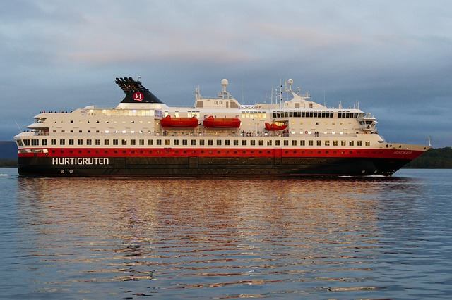 Hurtigruten: Mit Podcast die Nordwest-Passage erkunden