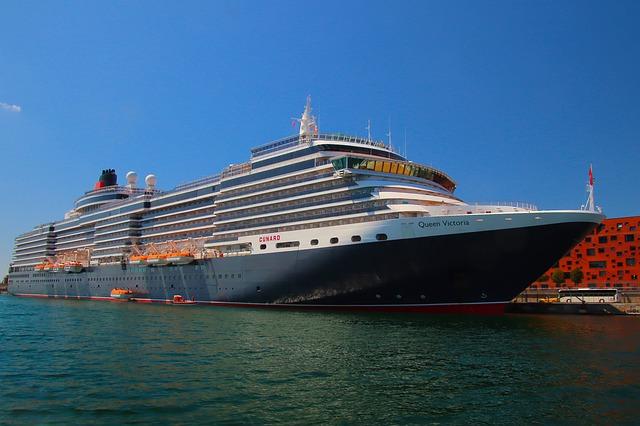 Read more about the article Cunard: Queen Elizabeth geht auf Sommer-Reisen rund um Großbritannien