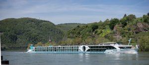 Flusskreuzfahrtschiffe kommen langsam wieder in Fahrt