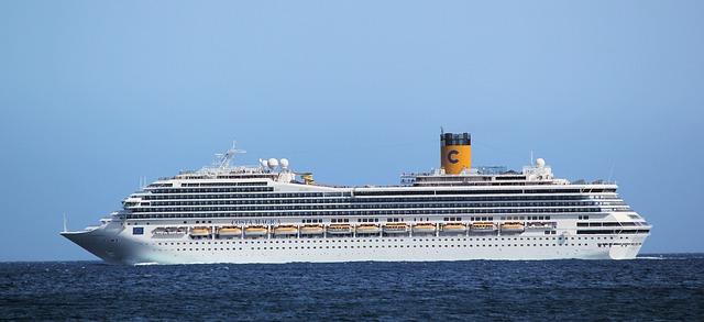 Costa Kreuzfahrten sind zurück: Die Costa Deliziosa sticht heute in Triest für eine Italien-Kreuzfahrt in See
