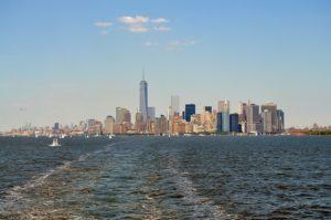 USNS Comfort verlässt New York