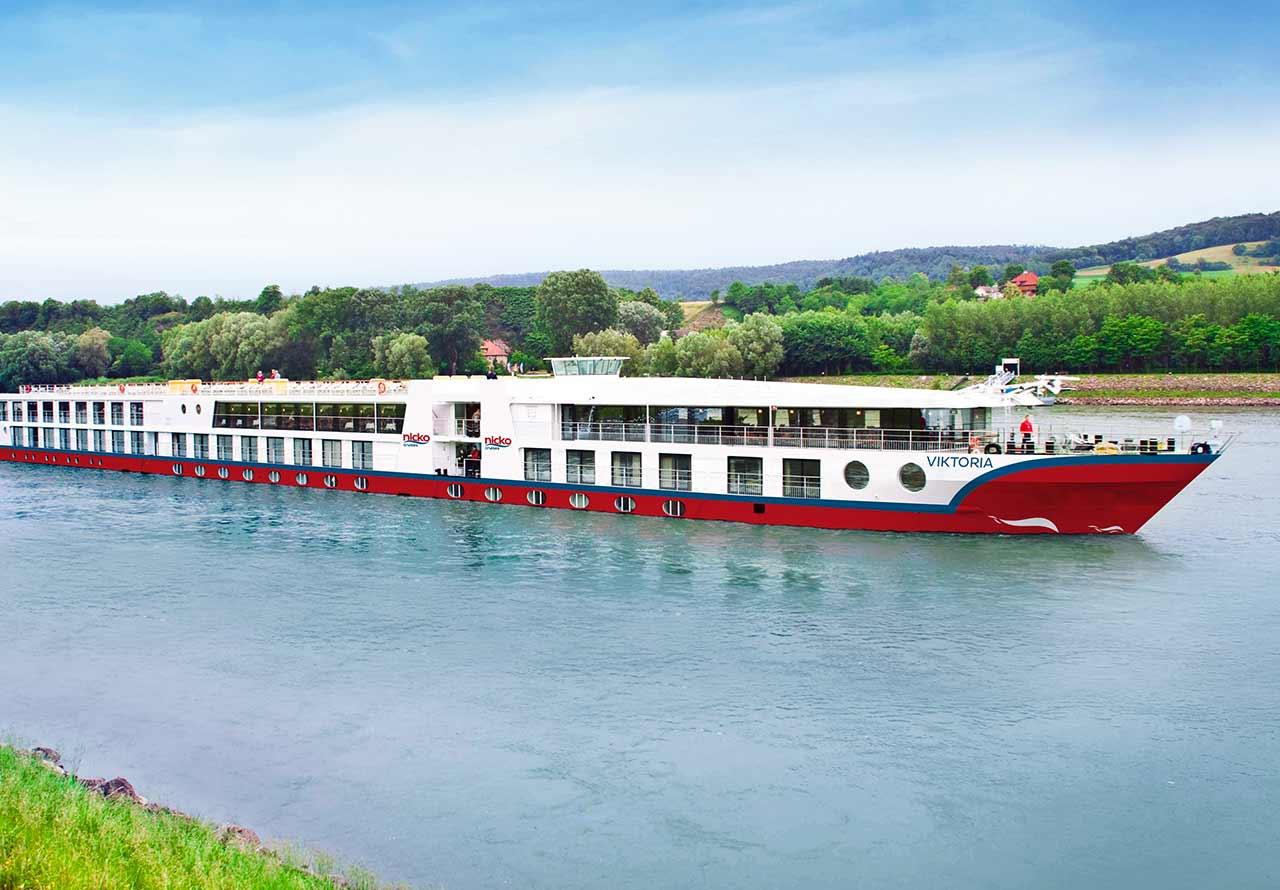 Roadshow durch 16 Städte in Deutschland und Österreich: Nicko Cruises schult Vertriebspartner zu Produktneuheiten aus dem Katalog Flussreisen 2021