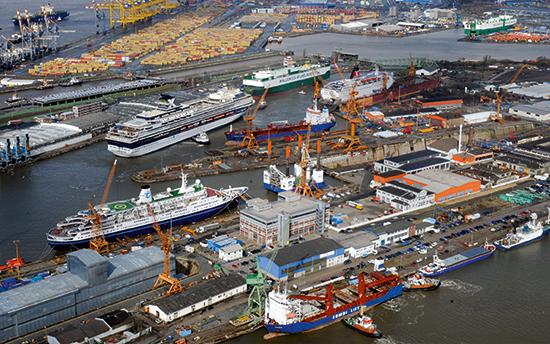 Lloyd Werft: Start in das neue Ausbildungsjahr