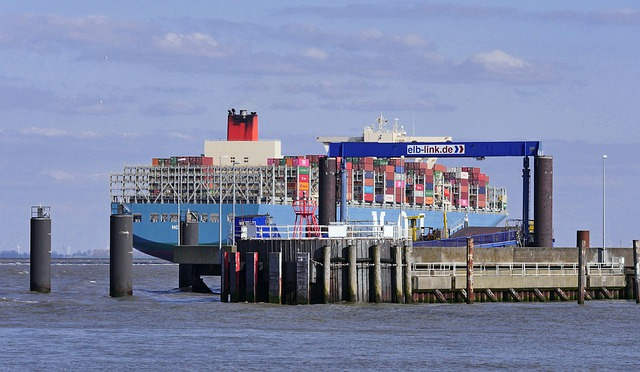 Read more about the article Containerschiff Ever Given nimmt seine Reise wieder auf