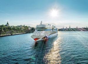 Read more about the article AIDAstella startet wieder im Mittelmeer mit Anläufen in Spanien, Italien, Portugal und Malta