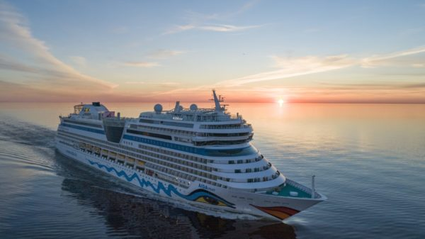 You are currently viewing AIDA Cruises eröffnet am 31. Juli die Kreuzfahrtsaison in Hamburg mit AIDAmar / Karibikreisen mit AIDAsol