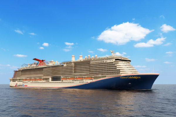 Read more about the article Carnival Cruise Line erhält zwei weitere Schiffe