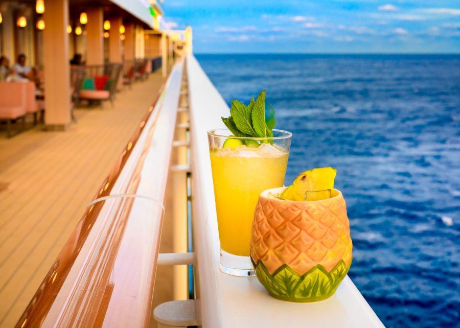Den internationalen Tag der nachhaltigen Gastronomie feiern mit dem Pineapple Surplus von Norwegian Cruise Line