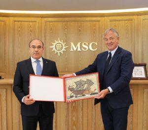 Read more about the article MSC Cruises nimmt Tunesien als Destination im Mittelmeer für den Sommer 2022 auf