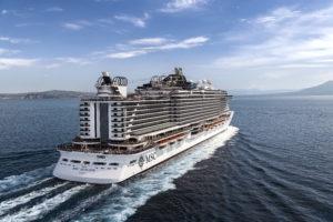 Read more about the article Mit dem MSC Yacht Club an Bord der MSC Seaview ab Kiel luxuriöse Ostsee-Kreuzfahrten genießen – Butler-Service inklusive