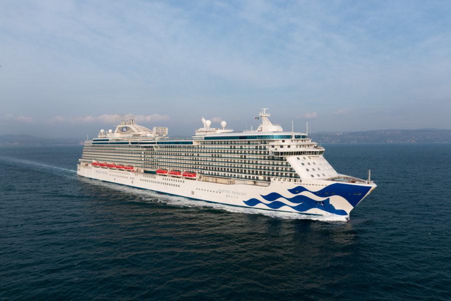 Read more about the article Princess Cruises nimmt Kreuzfahrtbetrieb ab 25. Juli wieder auf