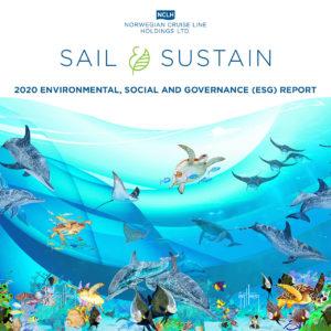Read more about the article Norwegian Cruise Line Holdings Ltd. veröffentlicht den ersten Umwelt-, Sozial- und Unternehmensführungsbericht (ESG) für 2020