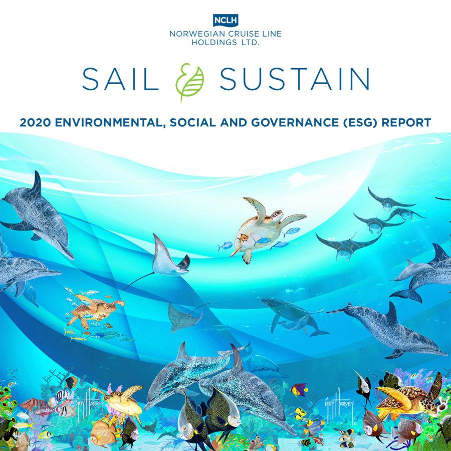 You are currently viewing Norwegian Cruise Line Holdings Ltd. veröffentlicht den ersten Umwelt-, Sozial- und Unternehmensführungsbericht (ESG) für 2020