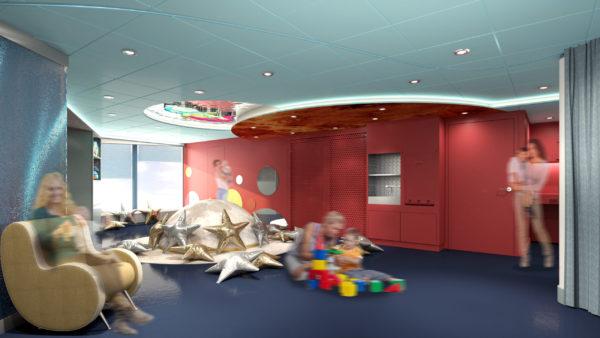 Read more about the article MSC Cruises präsentiert preisgekrönte Familienangebote für die MSC Seashore
