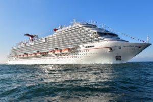 Read more about the article Carnival Cruise Line forciert den Restart – Bis 21. Oktober 15 Schiffe im Einsatz – Mindestens 95% geimpfte Passagiere an Bord