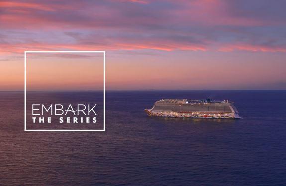 "Read more about the article Norwegian Cruise Line kündigt nächste Folge der Doku-Serie ""Embark – The Series"" an"