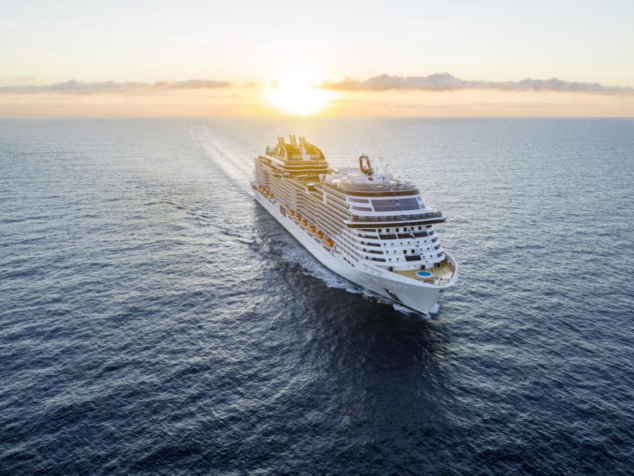 Read more about the article Die Taufzeremonie des neuesten Flaggschiffs von MSC Cruises findet in Dubai statt – einem der begehrtesten Reiseziele der Welt