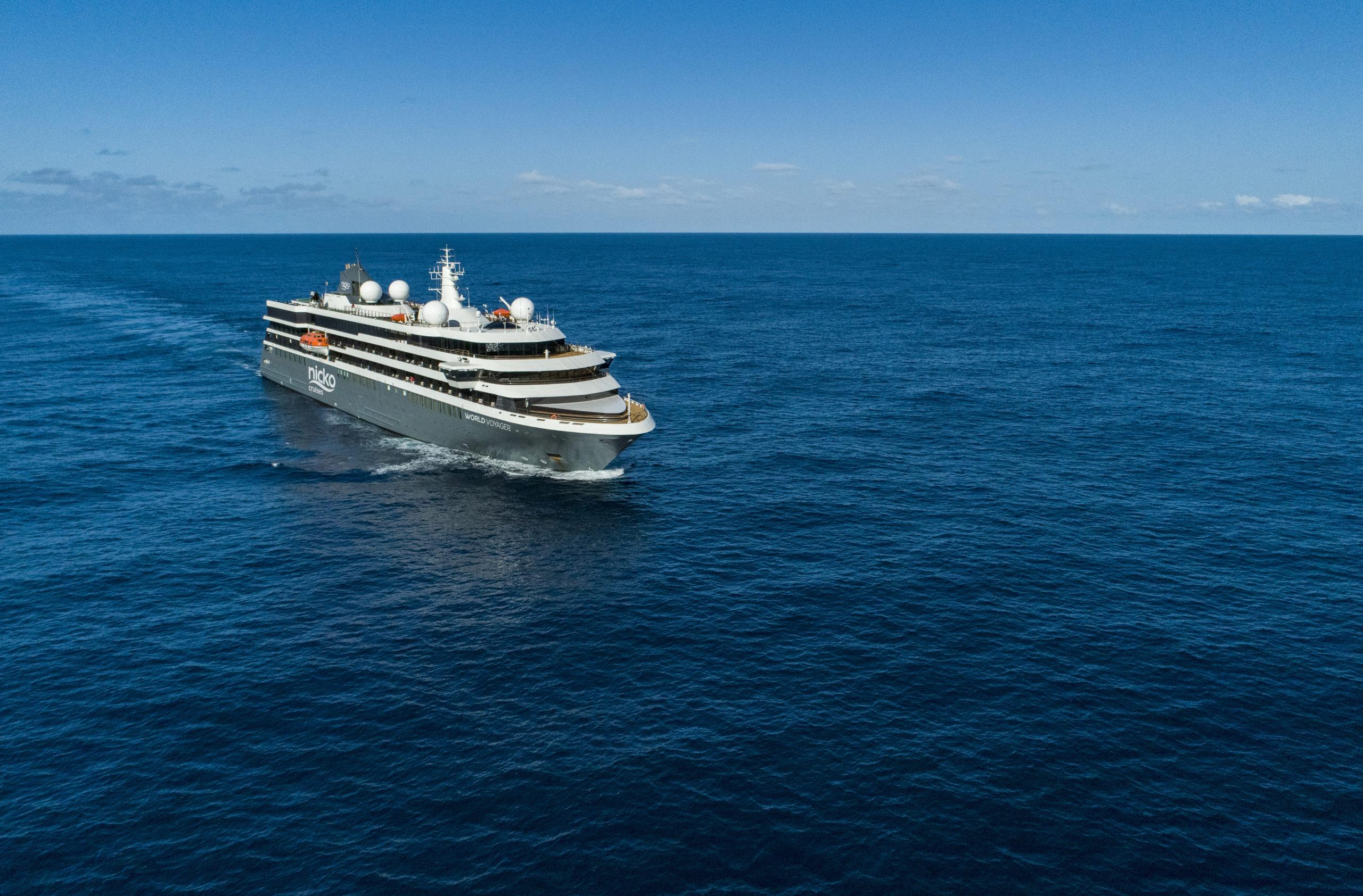You are currently viewing Nicko Cruises: Mit der World Voyager auf Kurzreise durch Nord- und Ostsee