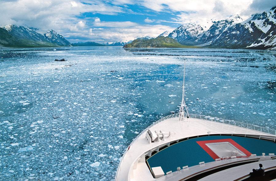 Read more about the article Princess Cruises schickt 2023 sechs Schiffe nach Alaska