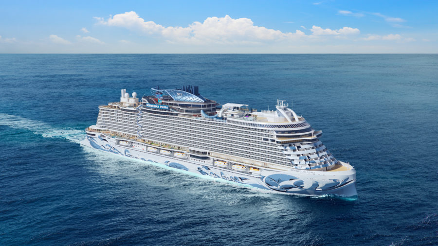 Read more about the article NCL setzt mit Vorstellung des interaktiven Entertainments an Bord der Norwegian Prima neue Maßstäbe