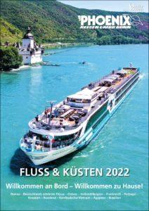 """Read more about the article Phoenix Reisen: Katalog """"Fluss und Küsten 2022"""""""