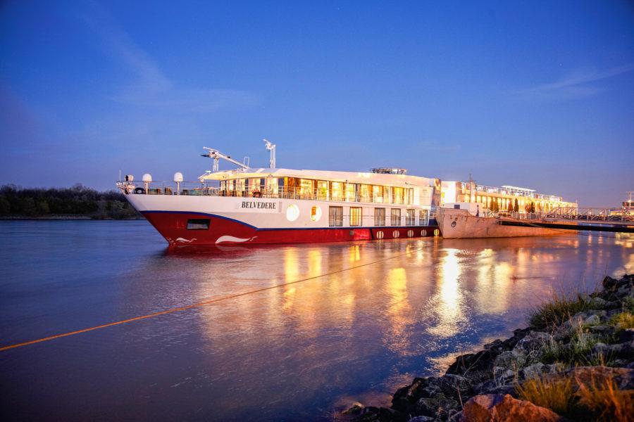 Read more about the article Advents- und Festtagsreisen mit Nicko Cruises: In winterlichen Fluss-Landschaften entschleunigen